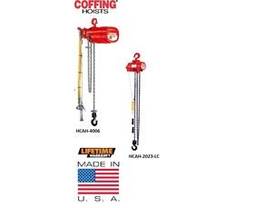 COFFING® HOISTS CAH AIR CHAIN HOIST